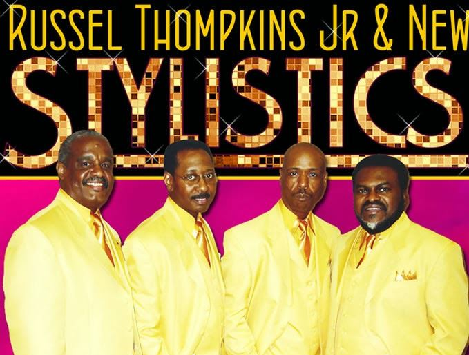 Russell Thompkins Jr. And The New Stylistics
