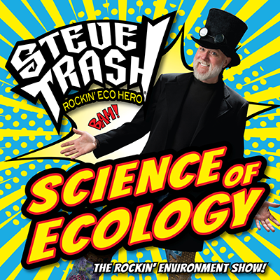 Steve Trash - Ecology is Awesome 2